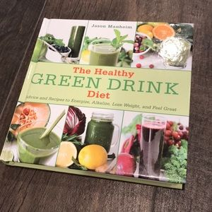 Other - The Healthy Green Drink Diet Cookbook